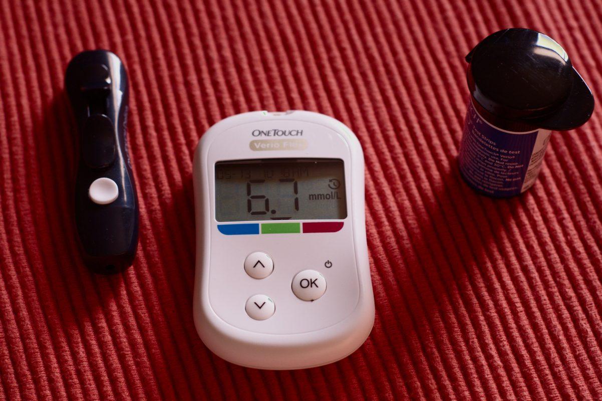 טיפול בסוכרת 1 ו 2
